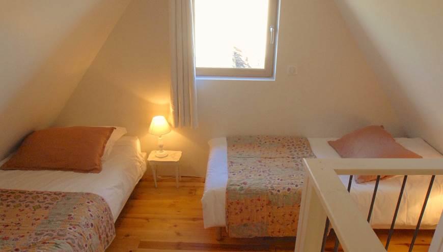 Chambre La Grangette twin