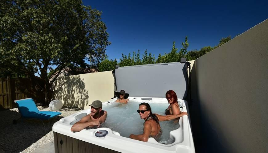 villa CUBIC - spa