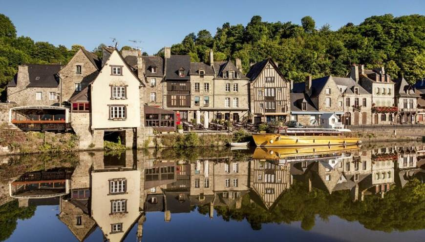 Dinan, la cité médiévale Bretonne
