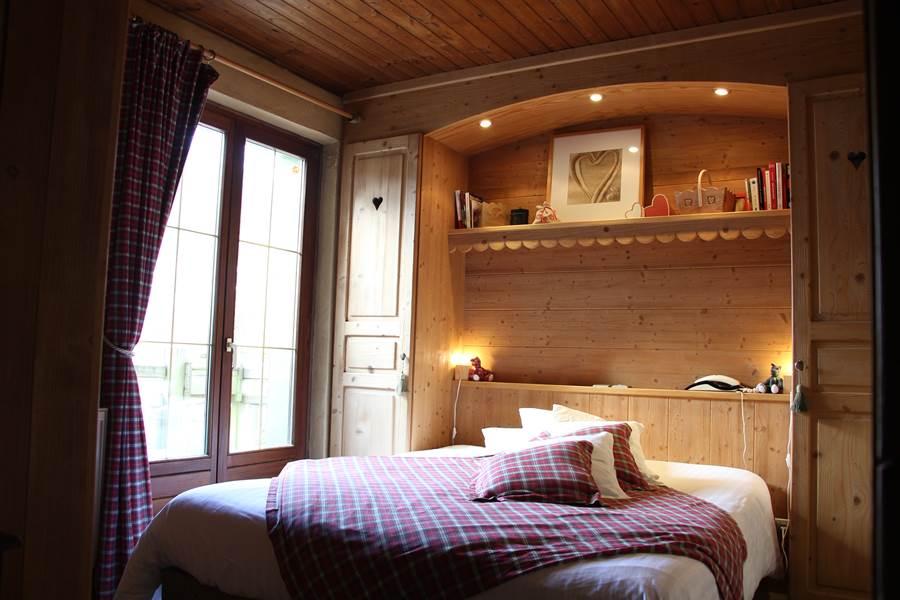 junior suite petit coeur decoration montagnardes meuble bois de vosges