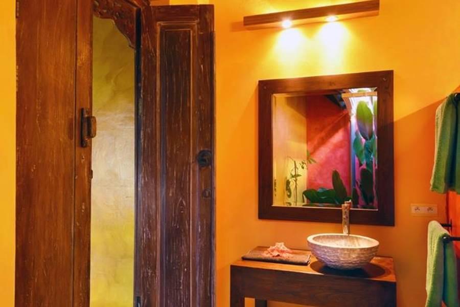 Villa Hotu salle de bain