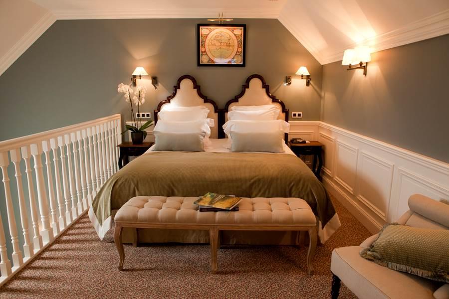 Suite Duplex - Chambre - Hôtel L'Ermitage Mont Saint Michel