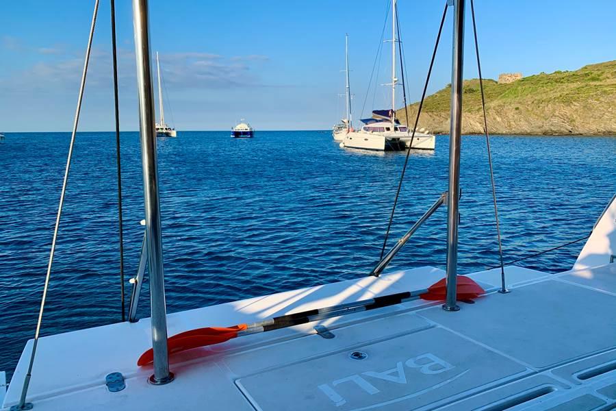 Catamaran Rina