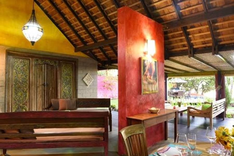 Villa Hotu coin repas