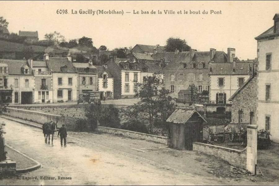 La Gacilly Patrimoine