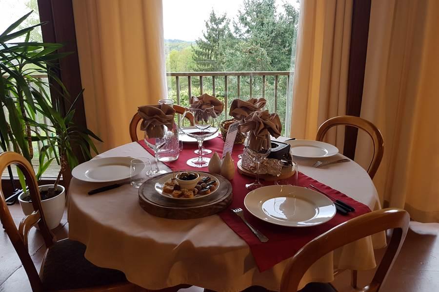 Table de Fête au Ranch des Lacs - Mariage