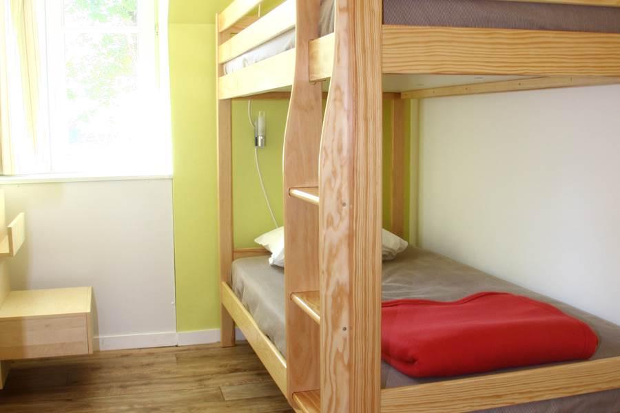 Chambre lits superposés Capucine