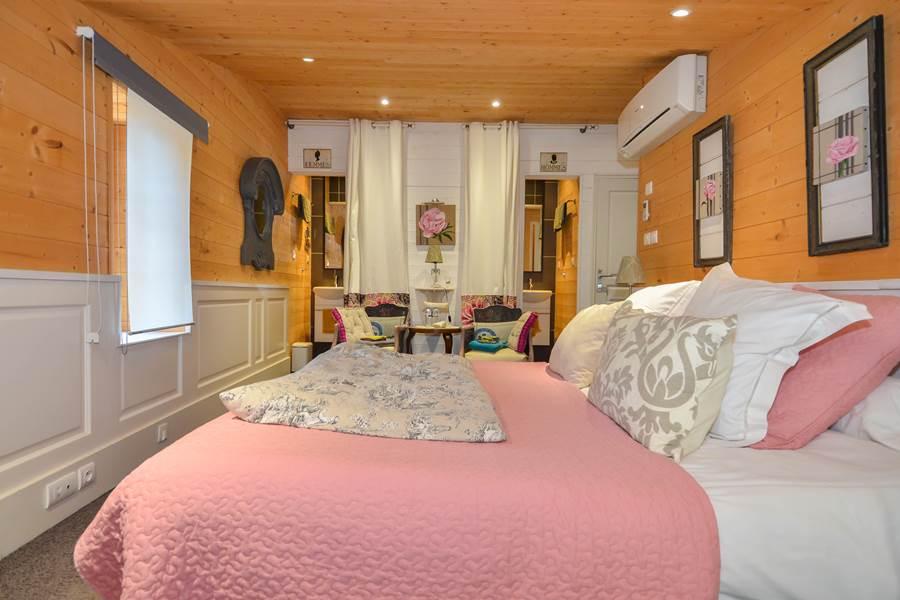 Chambre Rempart avec sauna privatif