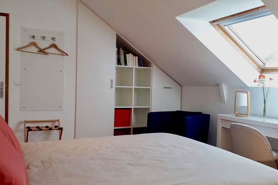 chambre tribord