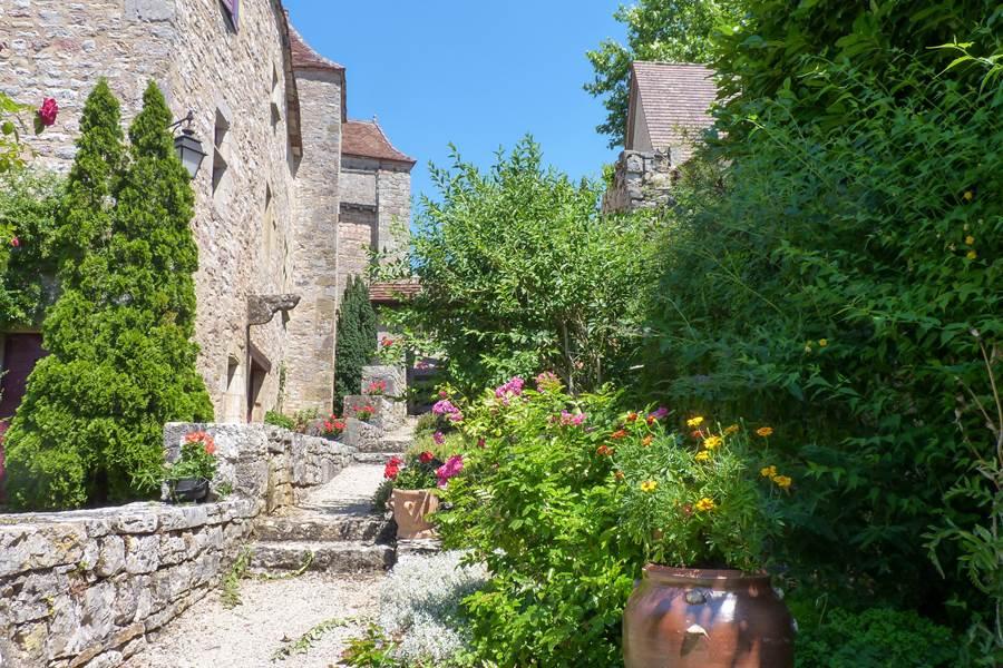 Loubressac - Plus Beaux Vilages de France © Lot Tourisme C