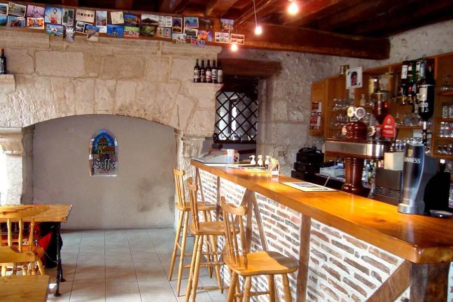 Le bar de la Taverne