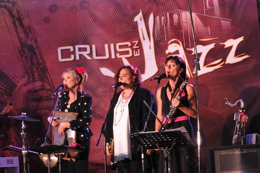Jazz à Cruis