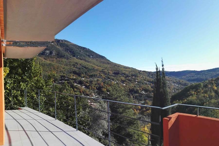 Villa Bigarade Terrasse