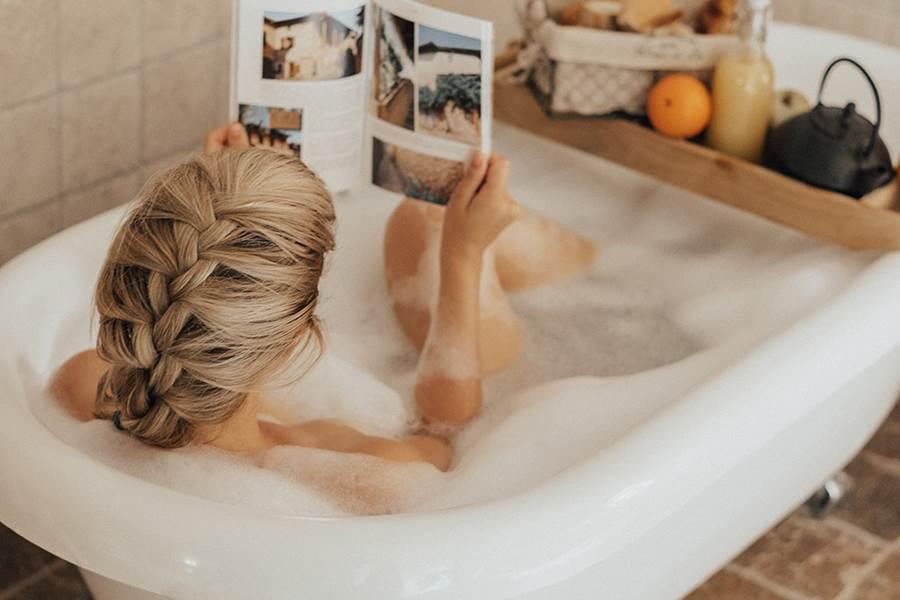 Les Figuiers_ Salle de bain