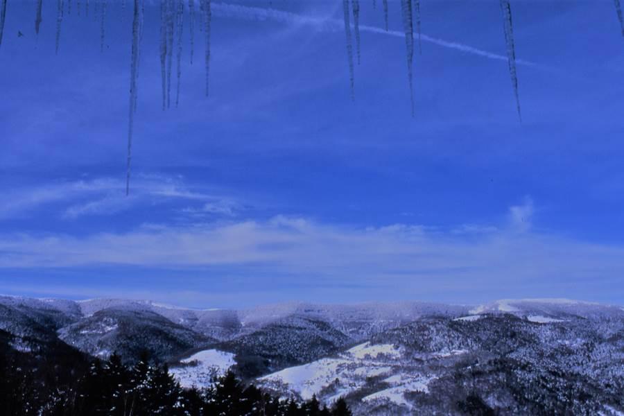 vue panoramique depuis une chambre dhôtel