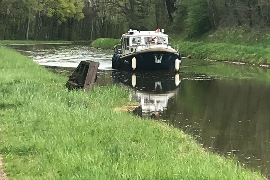 Croisière Canal de Bourgogne
