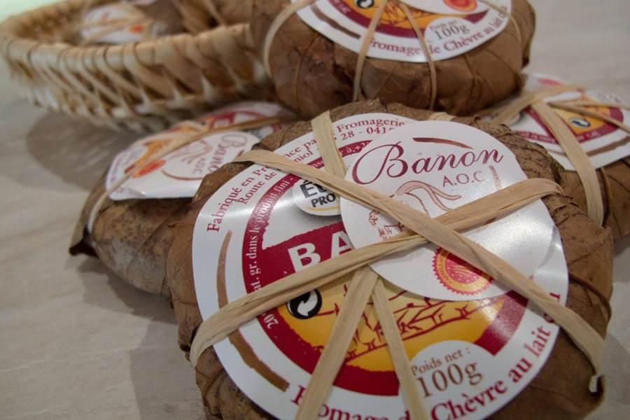 Fromages de Banon