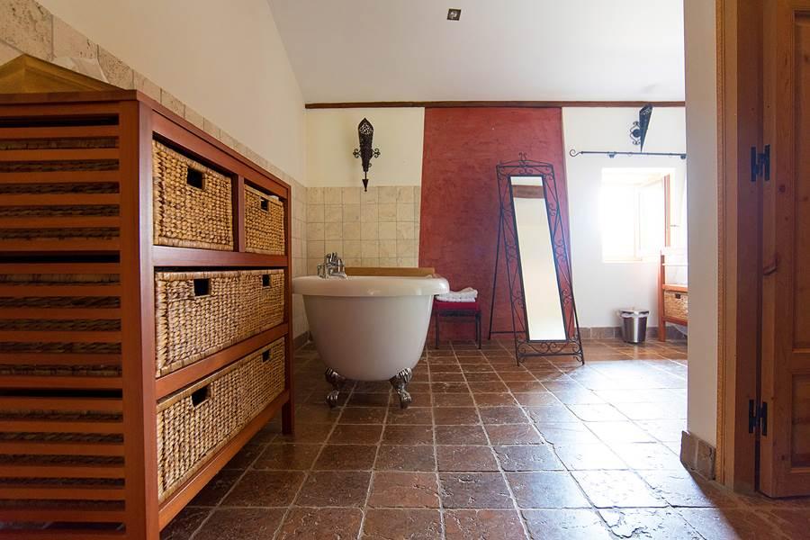 Les Figuiers Salle de bain