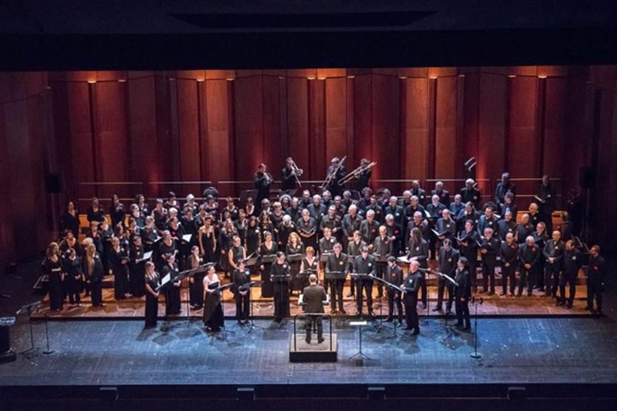 Le chœur Hysope en concert au Grand Théâtre de Provence