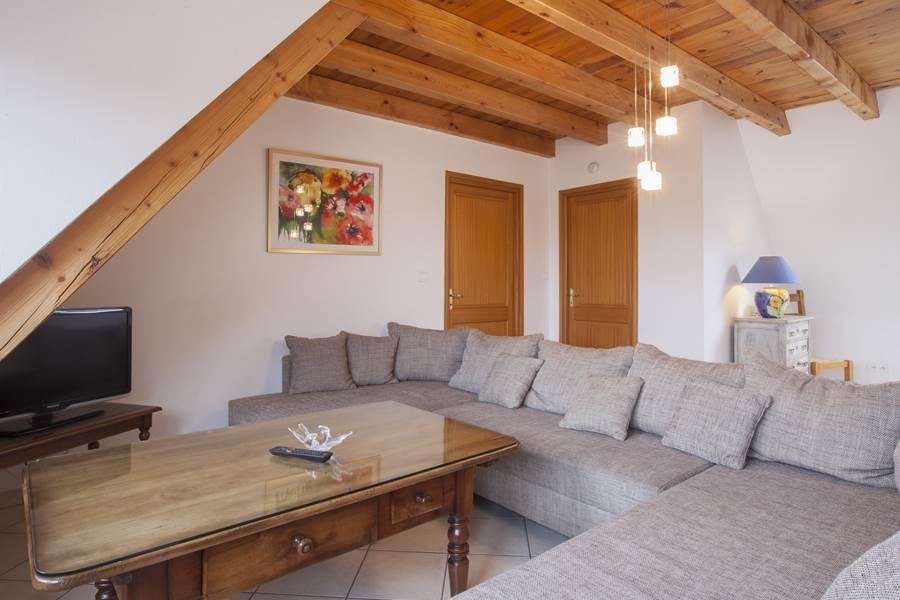 pièce à vivre  living room
