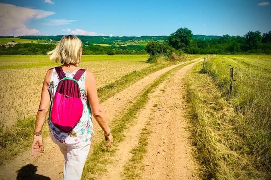 Le Clos Des Anges randonnées pédestres