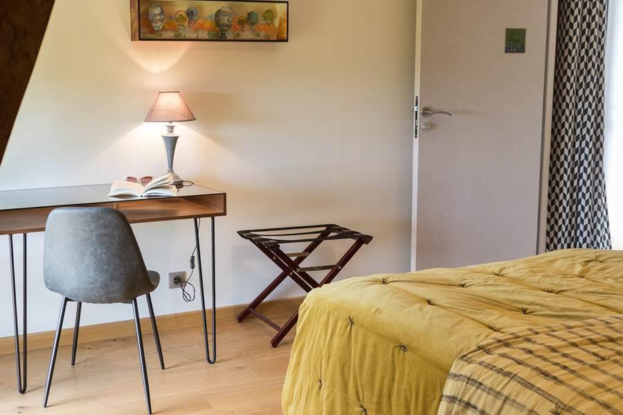 chambre d'hôtes dans le Lot avec vue sur vallée de la Dordogne