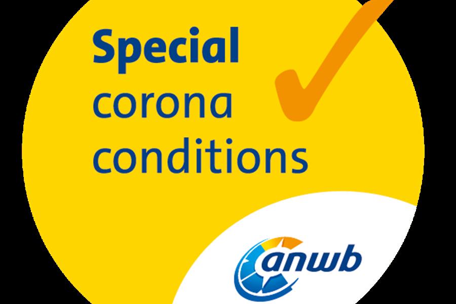 Kenmerk Corona Voorwaarden ENG