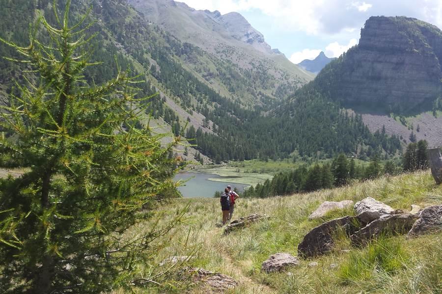 Randonnée dans les Alpes-de-Haute-Provence