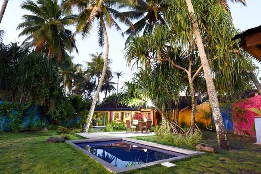 Villa Hotu piscine