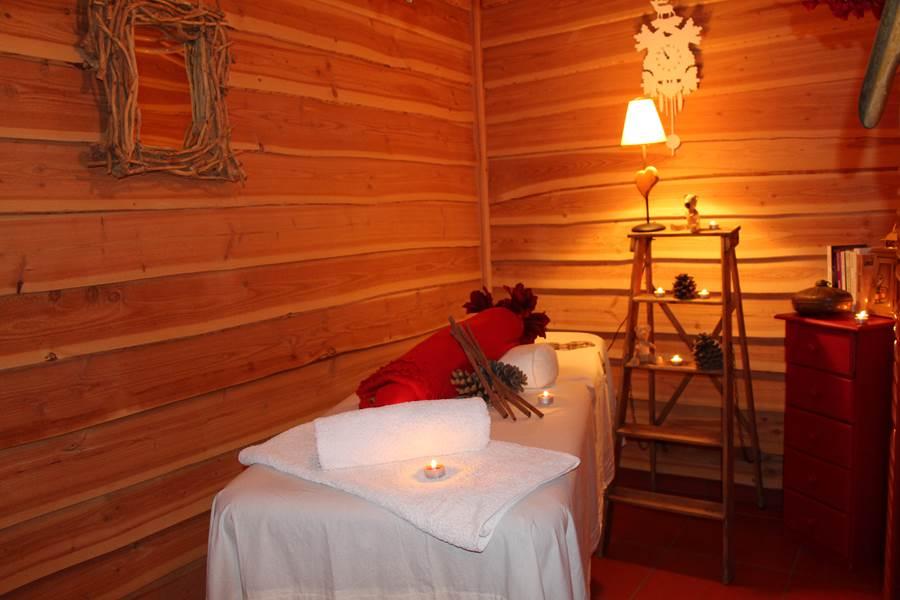 la cabine de soin