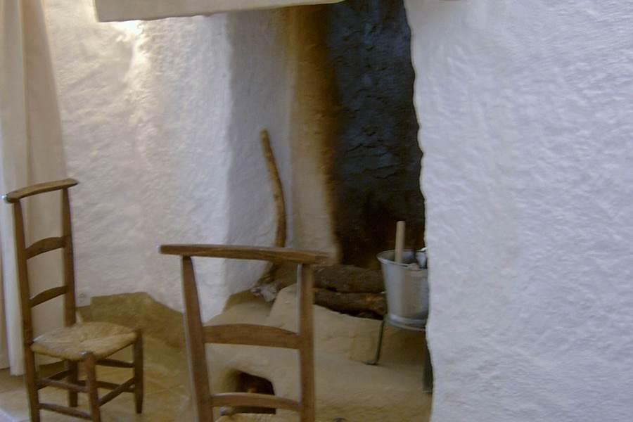 cheminée chambre 2