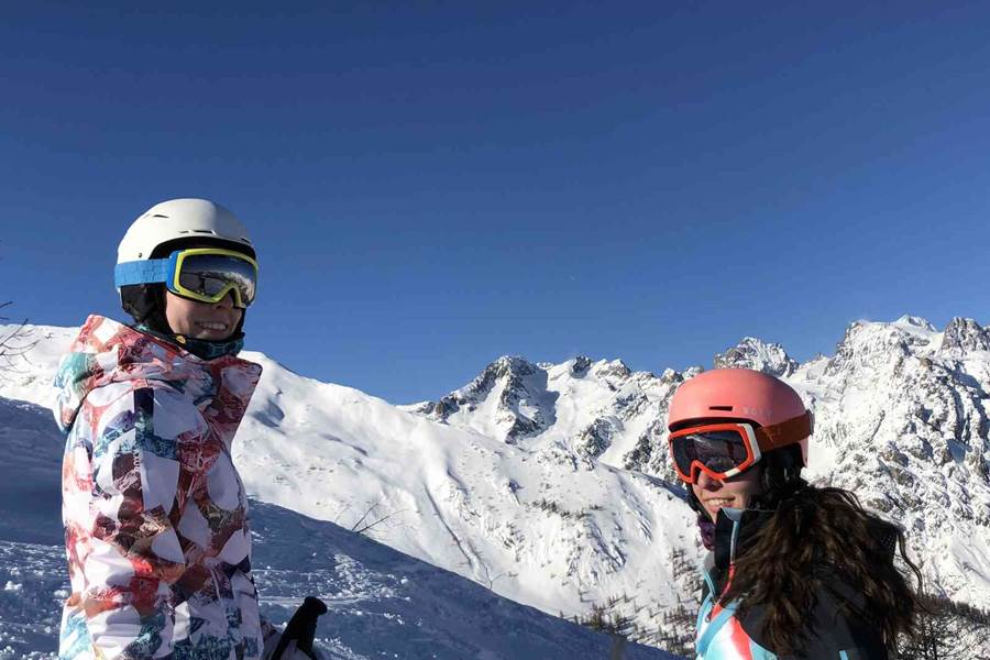 Ski Puy St Vincent