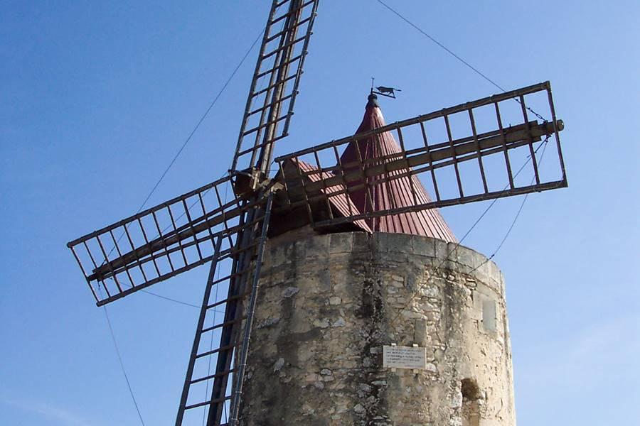 le moulin d'A Daudet