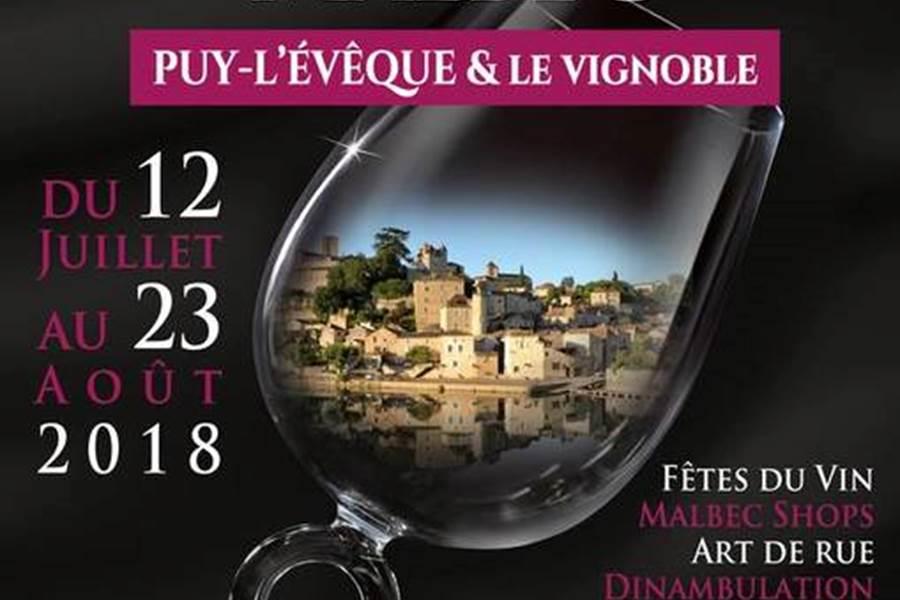 Festival du Vignoble de Cahors, l'Eté du Malbec