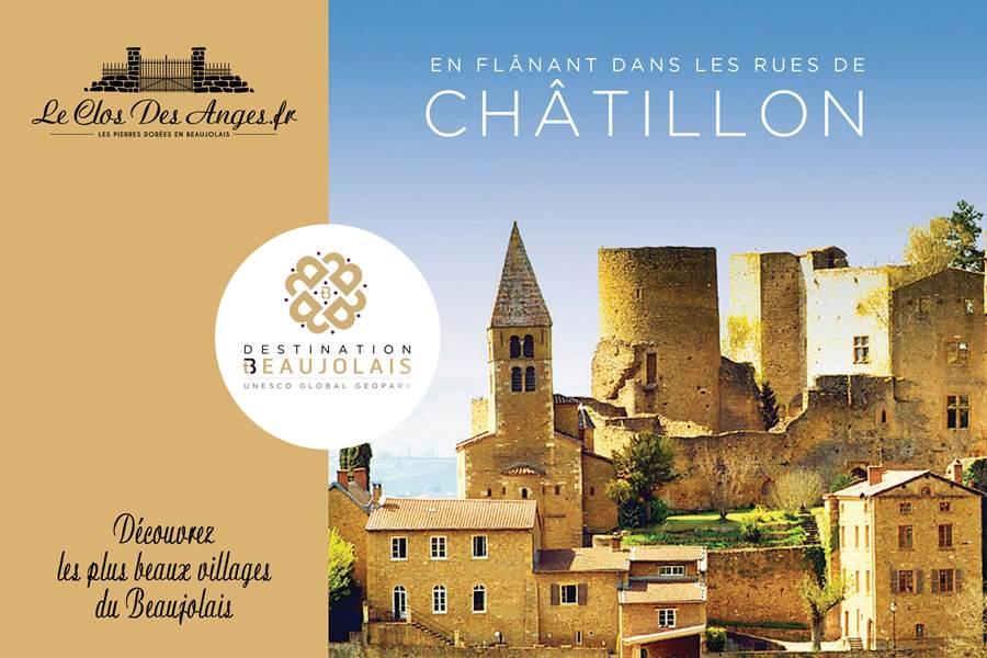 Châtillon Beaujolais France