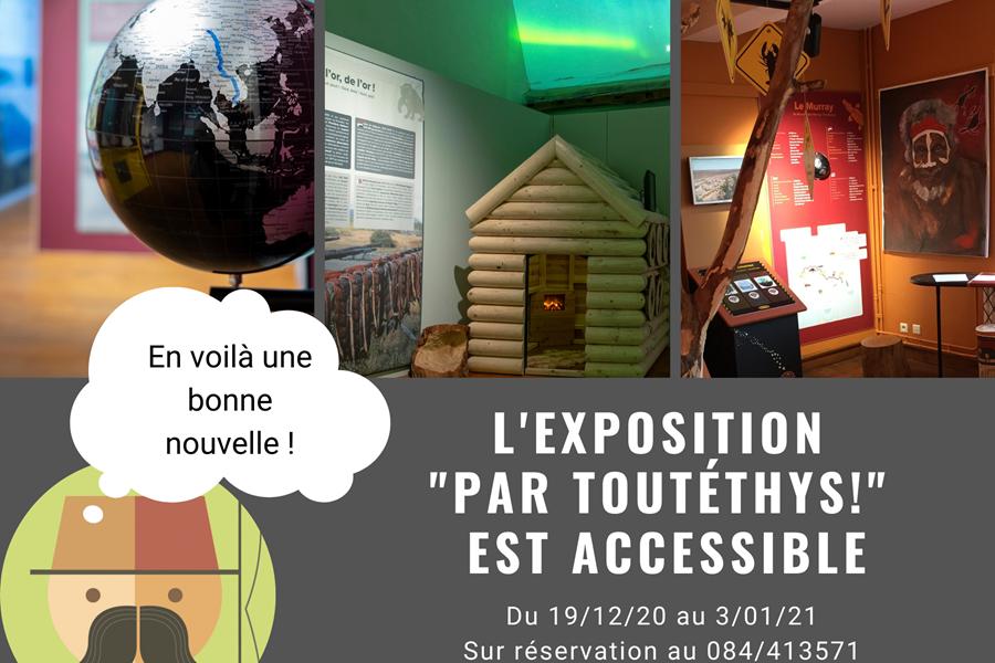 Riveo - exposition Par Toutéthys !