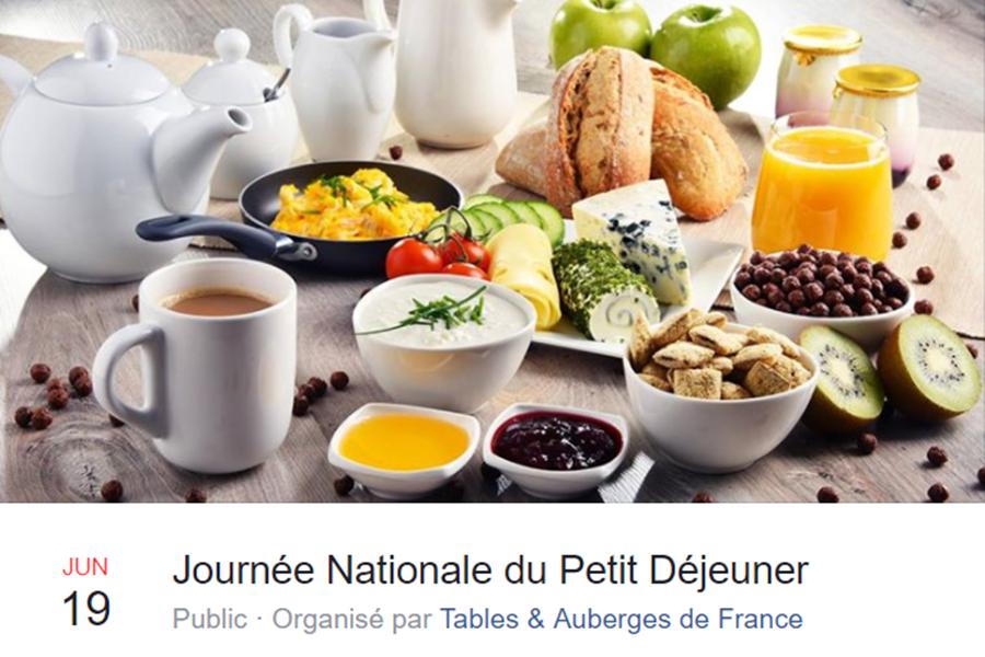 Journée Nationale du Petit Déjeuner en France