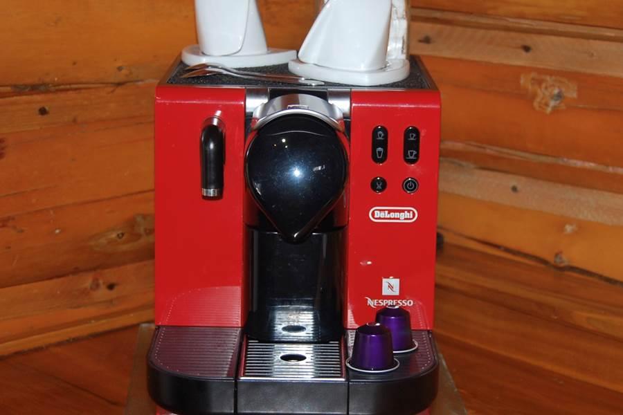 Le Trappeur café Nespresso pour les inconditionnels