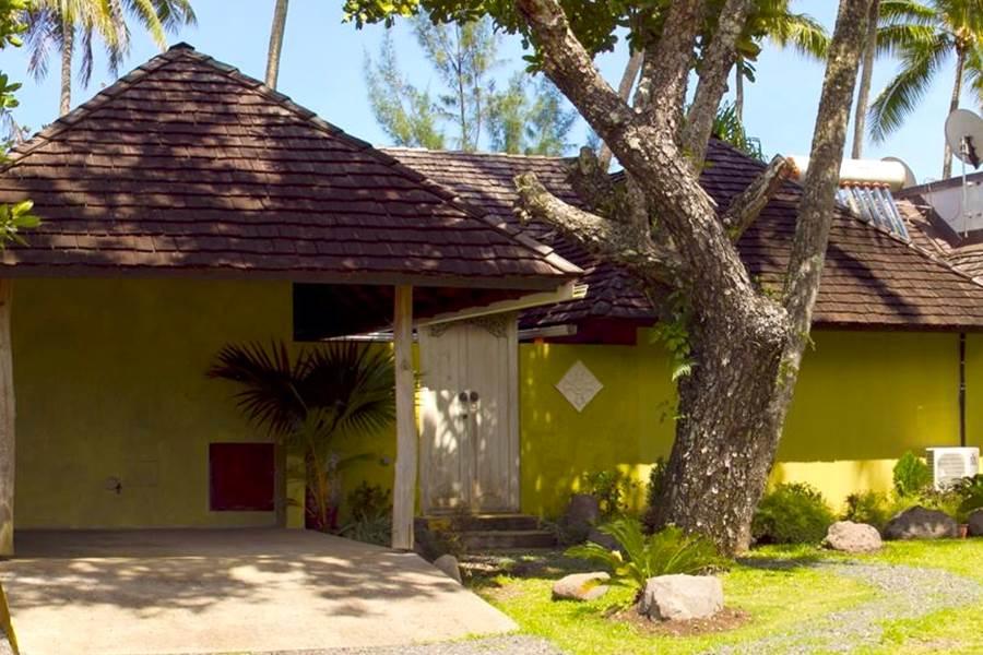 Villa Tamanu extérieur