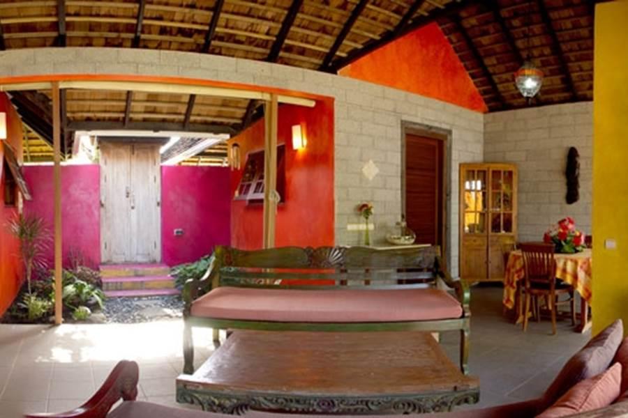 Villa tamanu salon