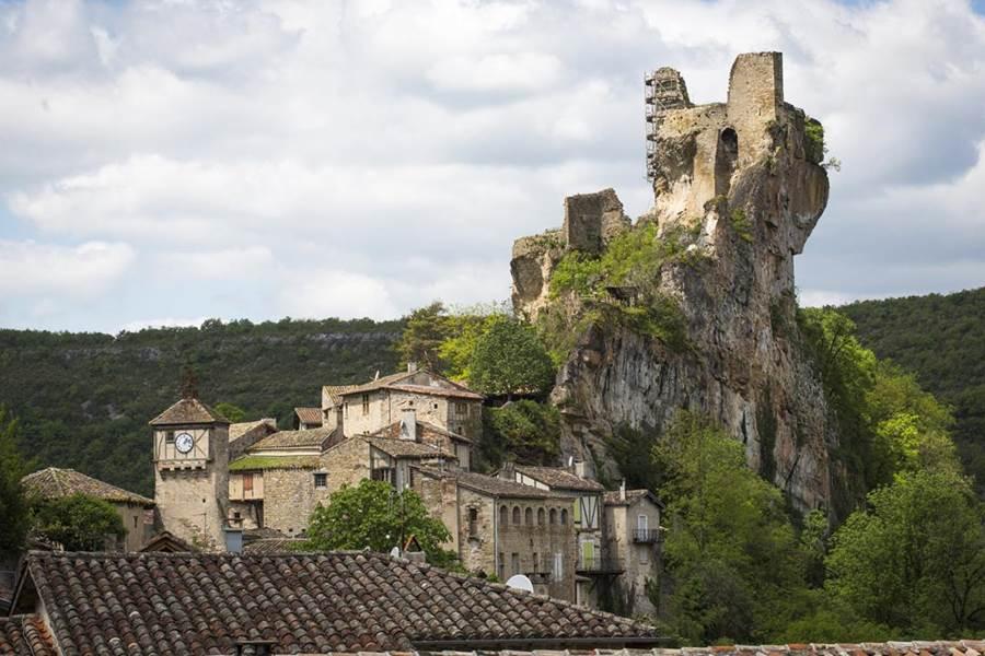 Châteaux  de Penne