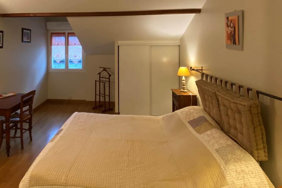 Chambre de 16 m²