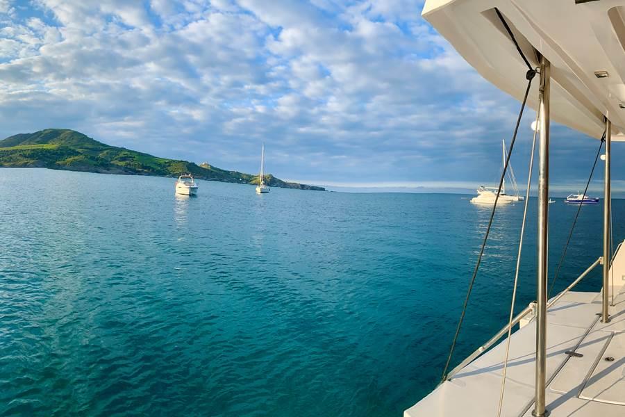 Catamaran Rina panoramique