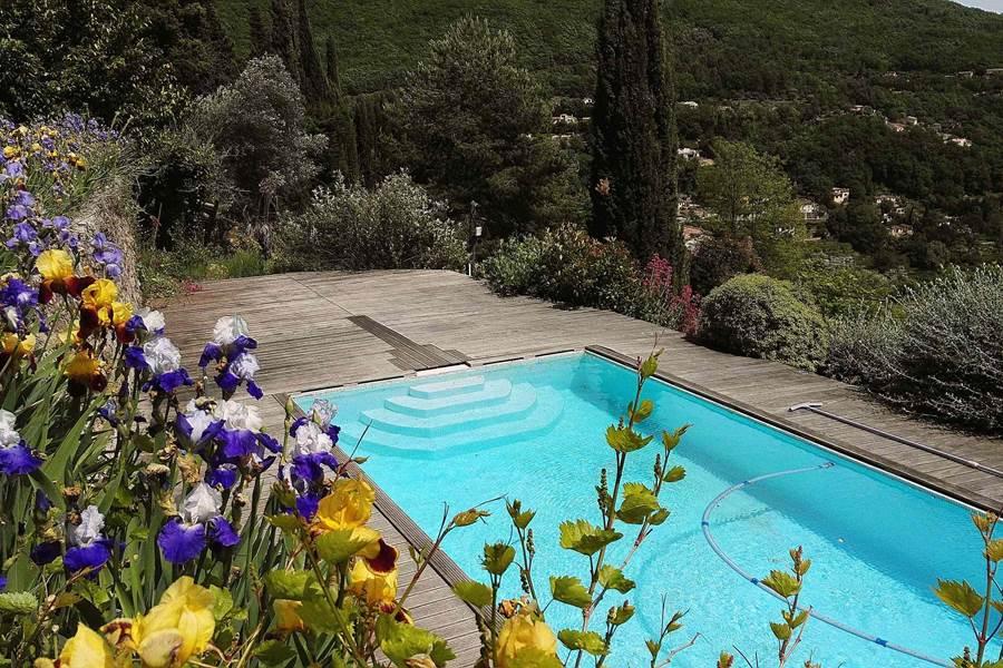 Villa Bigarade - Iris de Piscine