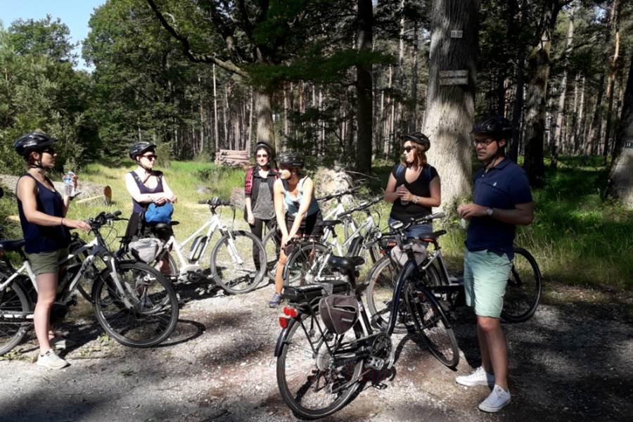 cyclotourisme en Yvelines