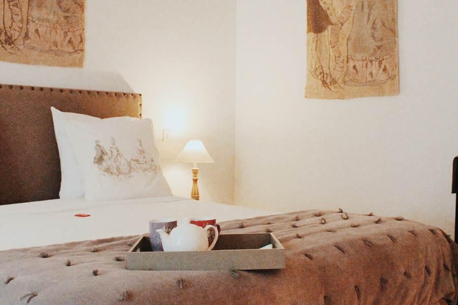 Grey Room - La Maison de Marc Poitiers