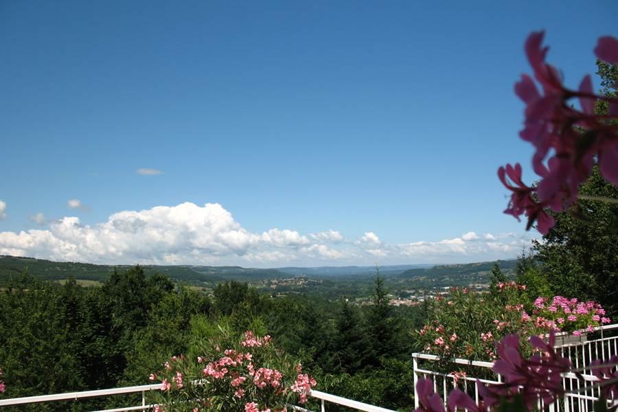 Villa Ric, repos, détente et gourmandise en vallée de la Dordogne