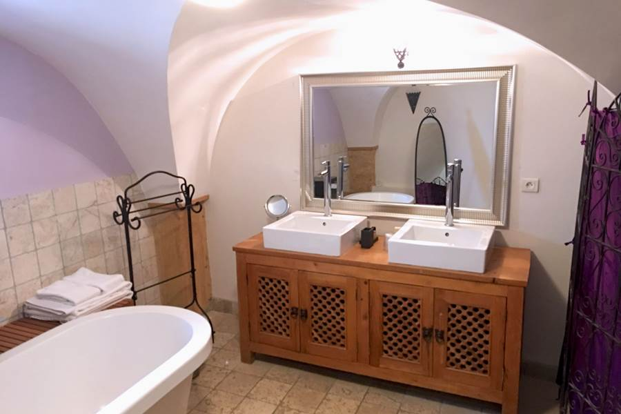 Les lavandes_Salle de bain