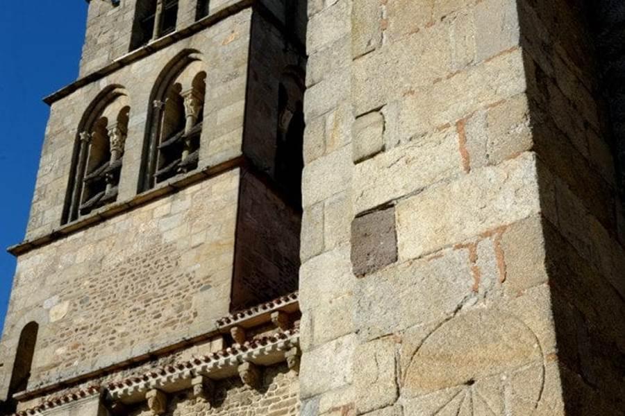 église abbatiale Saint Pierre