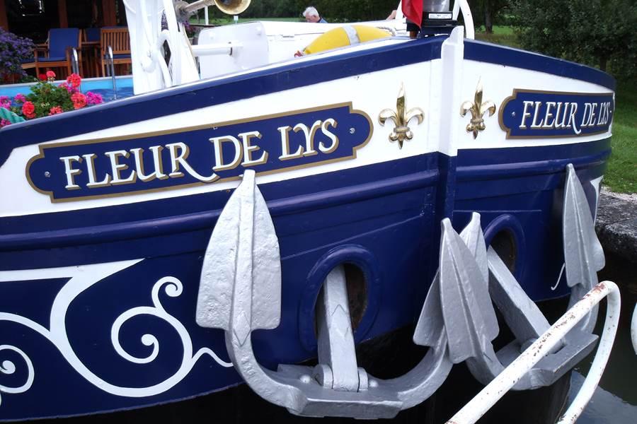 Bateau Hôtel Fleur de Lys